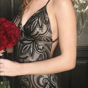 SCALA size 0 dress very beautiful worn one time